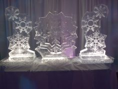 Ice Designs by Jeff Day » Seasonal Sculptures