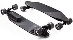 Stealth is the high performance electric skateboard including new ride mode, higher top speed and super fast acceleration. For the ultimate in the electric skateboard technology and performance, look no further than Boosted Stealth. Motorized Skateboard, Electric Skateboard, Electric Scooter, Electric Bicycle, Board Skateboard, Longboard Design, Scooter Custom, Gadgets, Ski Shop