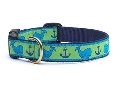 Dog Collars Product   Whale Dog Collar