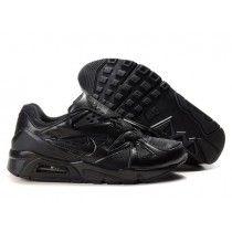 eb705e8f5b6e Danmark Billige Nike Air Max 91 Trainers Mænd - All Black