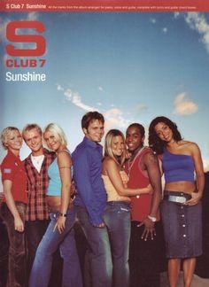 S Club 7: Sunshine for Piano, Vocal & Guitar. £14.95
