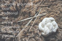 So I had a very interesting day yesterday at the Shetland Museum as mentioned in my last post. The day was all about Authenticity in Culturally Based knitting, obviously in relation to Shetland and… Textile Art, Authenticity, Scotland, Museum, Traditional, Thoughts, Knitting, Handmade, Inspiration