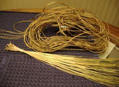 Maine Indian Sweetgrass Baskets