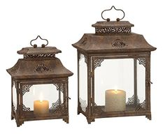 Deco 79 Metal Lantern, 18 by 14-Inch, Set of 2 Deco 79 http://www.amazon.com/dp/B0070QH78U/ref=cm_sw_r_pi_dp_Q7FPub0WX69MX