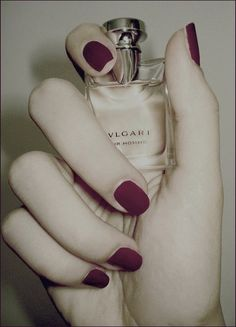 Pretty Painted Fingers Toes Nail Polish| Serafini Amelia| purple nails