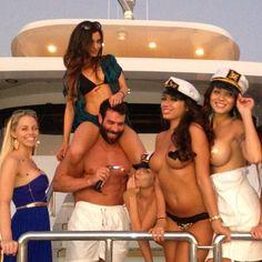 Boats are fun #prestigeworldwide #tbt