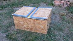 This Plain-Looking Box Is Actually A Genius And Cost-Effective Contraption Solar Oven Diy, Diy Solar, Solar Stove, Wood Boxes, Outdoor Cooking, Helpful Hints, Life Hacks, Decorative Boxes, Homemade