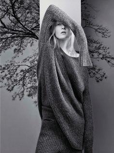 Harleth Kuusik, Maja Salamon, Nastya Sten by Craig McDean for Vogue UK September 2014