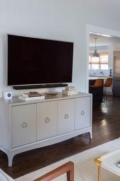 Dresser In Living Room, Dresser With Tv, Tv In Bedroom, Bedroom Dressers,