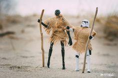 …. sand … episode … star wars … #toysnapshot #toyphotography #toyphotos #stormtrooper #starwars