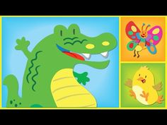Very cute, short goodbye song - just right for playgroups or at the end of the day for childcare.▶ After A While, Crocodile | Super Simple Songs - YouTube