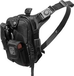 Amazon.com : Covert Escape RG(TM) Flashlight/Tools/Camera/GPS/Cycling Chest Pack by Hazard 4(R) : Tactical Fanny Packs : Sports & Outdoors
