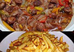 Cookbook Recipes, Meat Recipes, Cooking Recipes, Healthy Recipes, Greek Recipes, Pot Roast, Family Meals, Food And Drink, Brunch