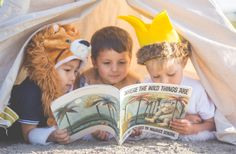 Where The Wild Things Are Photo Shoot www.thirdstrandphotography.com