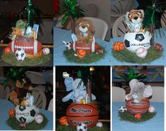 Marvelous Jungle Sports Baby Shower   Love It! Or Alter Contents A Bit To Do For