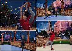 Neko Amiko - 1000 FOLLOWERS GIFT PART 1 Figureskating poses /... 1000 Followers, Neko, Sims, Poses, Figure Poses, Mantle, The Sims