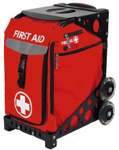 LifeSecure Emergency Solutions - Easy-Roll First Aid Bag-Lifeguard Equipment