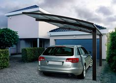 Pin By Fabien Bzh On Garage Pinterest Car Ports Driveway Ideas - Car port brico depot