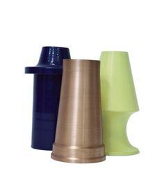 'AMF' vases from llot llov