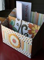 Cereal box ideas