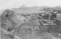 RCAV BLOG DO RIO ANTIGO: MORRO DO CASTELO 1920