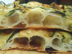 Quiches, Pizza E Pasta, Focaccia Pizza, Salty Cake, Slow Food, Antipasto, Pizza Recipes, Summer Recipes, Italian Recipes