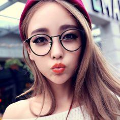 ファッション男性女性レトロオタク眼鏡クリアレンズ眼鏡ユニセックスレトロ眼鏡眼鏡
