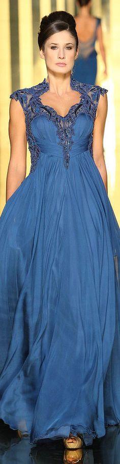 Mireille Dagher 2013 haute couture | LBV ♥✤ | BeStayElegant