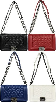 3b181bedd Chanel Calfskin & PVC Flap Bag White A57824 Pinterest • The world's catalog  of ideas