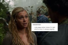 ...I think Clarke may be my soulmate