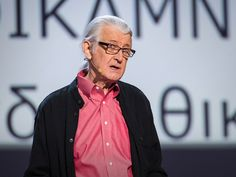Pick up a book, magazine or screen, and more than likely you'll come across some typography designed by Matthew Carter. In this charming talk, the man behind typefaces such as Verdana, Georgia and Bell Centennial (designed just for phone books -- remember them?), takes us on a spin through a career focused on the very last pixel of each letter of a font.