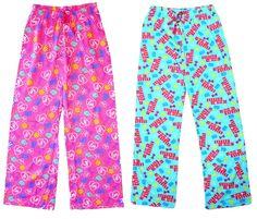 Girls Lounge Pants Pj Bottoms Little Mix Pyjamas Heart Bows Kids 7 to 13 Years   eBay