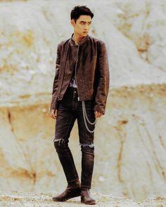 D.O - 181104 'Don't Mess Up My Tempo' album contents photo Baekhyun Chanyeol, Kai Exo, Shinee, K Pop, Luhan And Kris, Exo Album, Exo Official, Chansoo, Kim Minseok