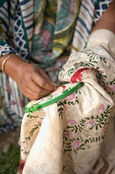 Accidental saint, Surayia Rahman, creates opportunities for women with the finest nakshi kantha embroidery. http://www.inbangladesh.it/blog/nakshi-kantha/