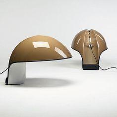 Harvey Guzzini - Vintage Design Lighting Living Room Lighting, Home Lighting, Lighting Design, Lamp Inspiration, Home Decor Lights, Home Garden Design, D 20, Vintage Lamps, Lamp Design