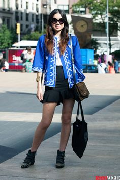 The Very Best Looks from Every Day of New York Fashion Week   TeenVogue.com