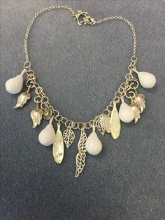 Drop necklace by Esmat