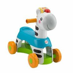 Fisher-Price Rainforest Friends Rollin' Tunes - Zebra.  6 years and up