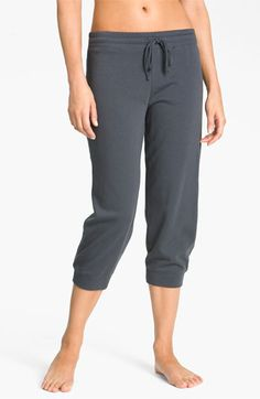 Steve Madden Lounge Capris | Nordstrom #sleepwear #loungewear #pajamas