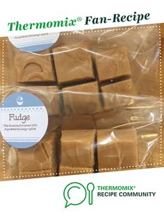 Recipe Quick Reliable Fudge by Simply Thermi-tastic, learn to make this recipe easily in your kitchen machine and discover other Thermomix recipes in Desserts & sweets. Fudge Recipes, Sweets Recipes, Yummy Recipes, Recipies, Best Low Carb Recipes, Favorite Recipes, Healthy Cooking, Cooking Recipes, Cake Stall