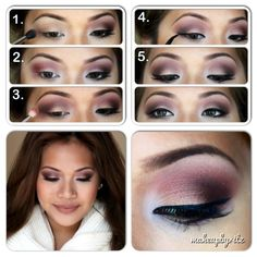 Make up by Ritz O.