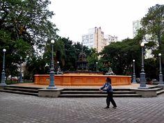 Praça Coronel Pedro Osório, Pelotas, Rio Grande do Sul