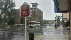 New Jersey North Bergen, City Landscape, New Jersey, Castles, Landscapes, Street View, New York, Game, Paisajes