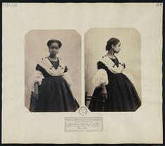 Jacques-Philippe Potteau, Marie Lassus,1860, musée du Quai Branly-Jacques Chirac Orsay, Philippe, Expo, Marie, Female, Life, Black, Black People