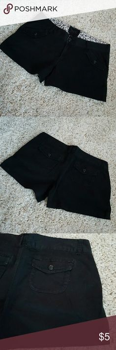 $5 SALE ** Black Shorts size 30 Great black Shorts to add to your summer collection! BKE Shorts