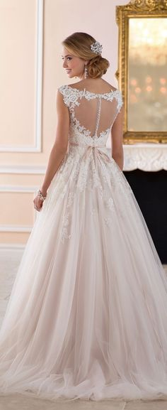 Wedding Dress #weddingdresses