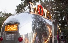 Best Austin photo booth rental: Modern photo booth in a vintage Airstream trailer. Photo Booth rentals packages begin at $1,149 and are perfect for weddings, events, brand activations, trade shows and festivals.