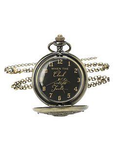 Disney Cinderella Pocket Watch Necklace | Hot Topic