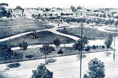 01 de janeiro de 1905 - Praça da República inaugurada. São Paulo, SP