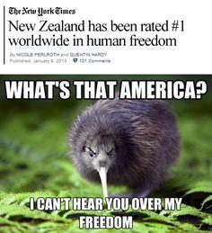 New Zealand FTW.